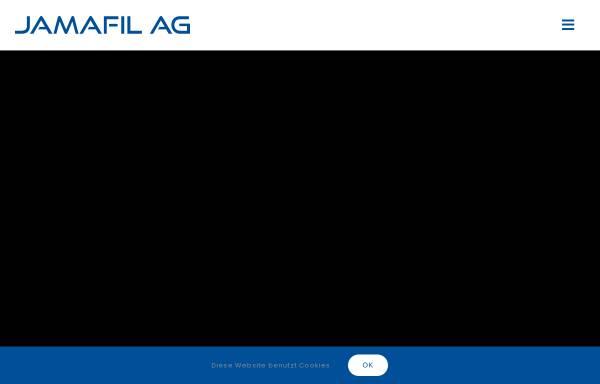 Vorschau von www.jamafil.ch, Jamafil AG
