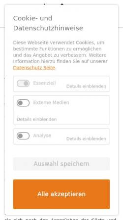 Vorschau der mobilen Webseite www.raimannconcepts.de, raimannConcepts