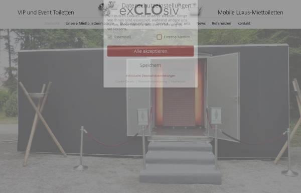 Vorschau von www.exclosiv.de, Exclosiv Ltd.