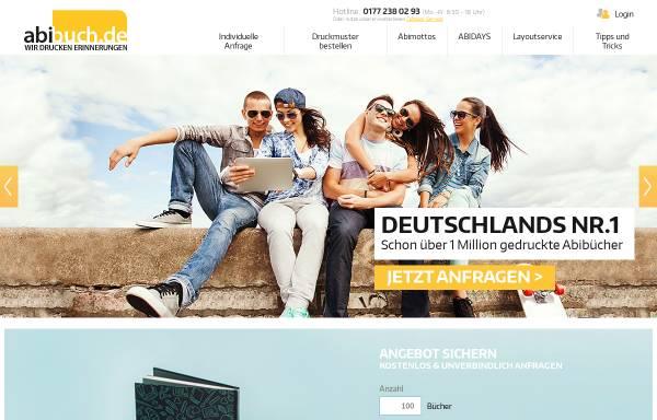 Vorschau von www.abibuch.de, Abibuch.de