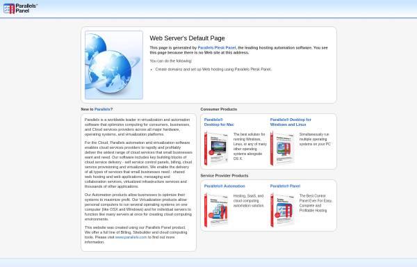 Vorschau von orgahandbuch-online.de, Orgahandbuch Online by [blueworks] gmbh