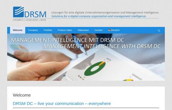 Vorschau von www.drsm.de, Dr. Starke Management Systeme