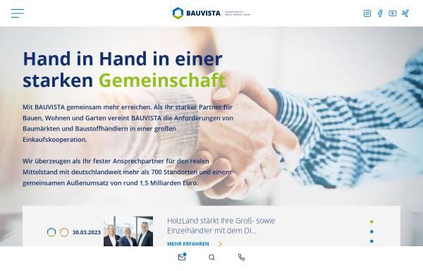 Vorschau von www.bauvista.de, EMV-Profi Systemzentrale GmbH & Co. KG