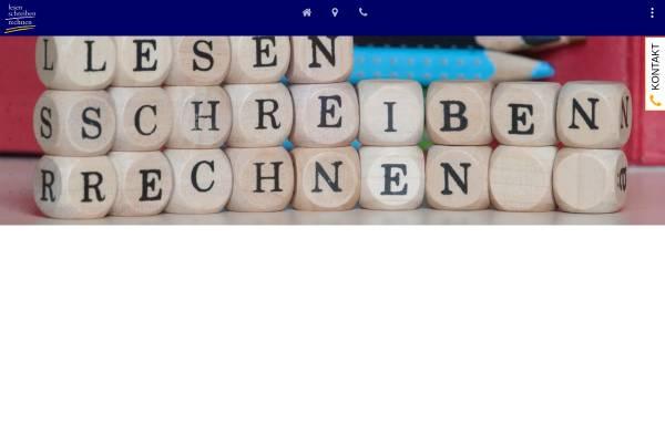 Vorschau von schreiben-und-rechnen.de, Lesen, Schreiben und Rechnen