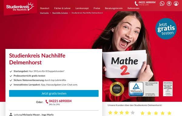 Vorschau von www.studienkreis.de, Das Lerncenter