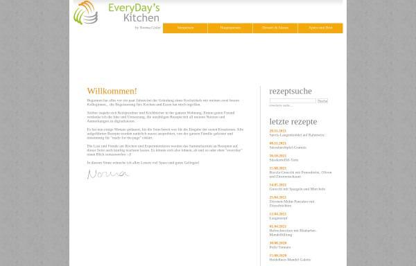 Vorschau von www.everyday.ch, EveryDay's Kitchen