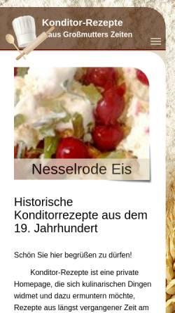 Vorschau der mobilen Webseite xigl.de, Xigl.de