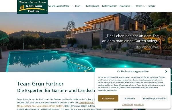 Vorschau von www.team-gruen-furtner.de, Team Grün Furtner Garten- & Landschaftsbau
