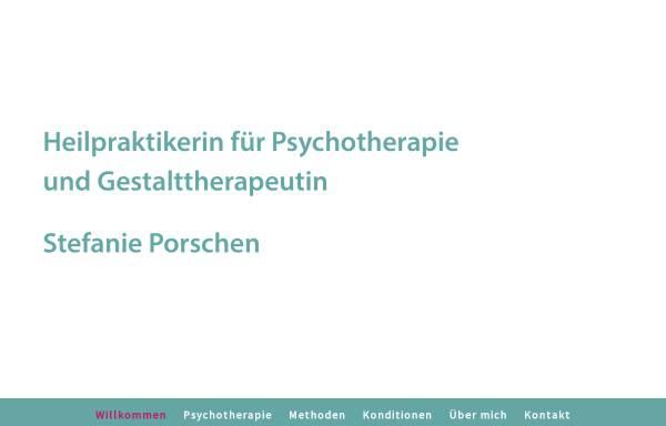 Vorschau von www.stefanieporschen.de, Psychotherapie (HeilPrG) Gestalttherapie Stefanie Porschen in Hamburg Altona - Ottensen