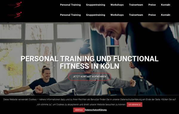 Vorschau von www.noch3.de, Noch3 - Functional Training Gym