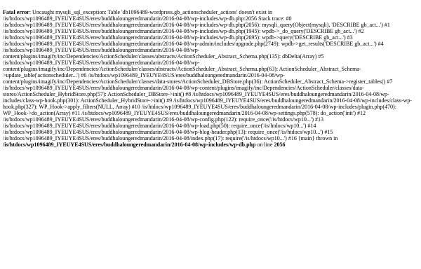 Vorschau von buddhaloungeredmandarin.de, Buddha Lounge Red Mandarin