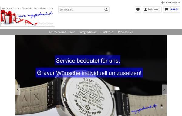 Vorschau von www.my-gschenk.de, GravurServiceNeumann
