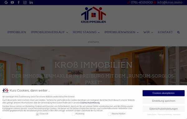 Vorschau von www.immomakler-freiburg.de, Daniel Kroß Immobilien