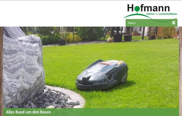 Vorschau von www.landschaftsbau-hofmann.de, Landschaftsbau Hofmann
