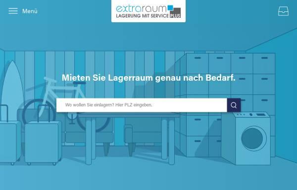 Vorschau von www.extraraum.de, Extraraum