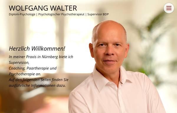 Vorschau von www.walter-wolfgang.de, Dipl. Psych. Wolfgang Walter Psychologische Psychotherapeut