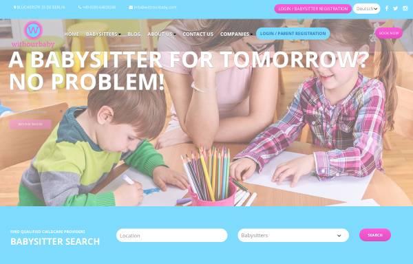 Vorschau von www.withourbaby.com, Withourbaby