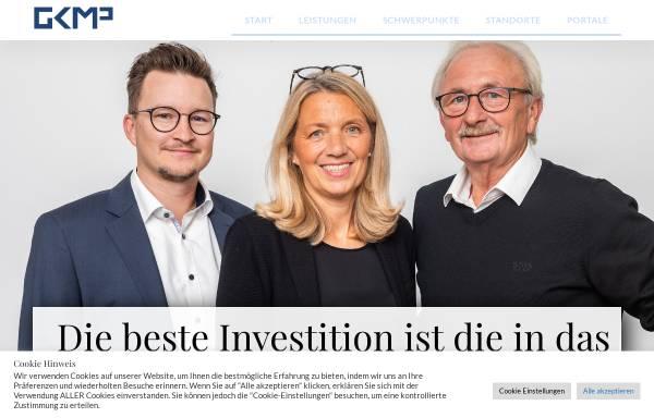 Vorschau von www.gkmp.eu, GK-Günter Meyer & Partner GmbH