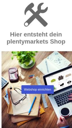 Vorschau der mobilen Webseite www.iloveveggie.de, i love veggie