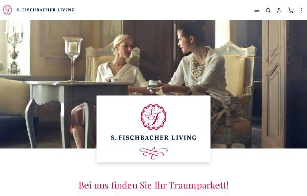 Vorschau von www.fischbacher-living.de, S. Fischbacher Living - Exklusives Parkett und Wohnen