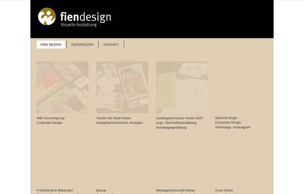 Vorschau von www.fien-design.de, Barbara Fien