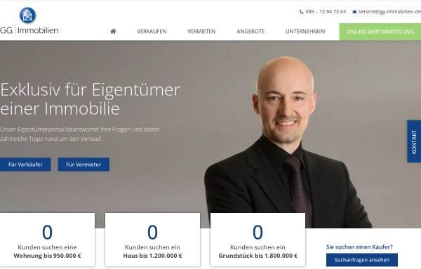Vorschau von www.gg-immobilien.de, GG Real Estate e.K.