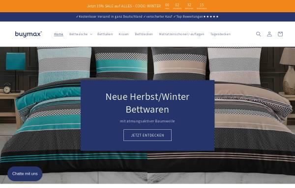 Vorschau von www.buymax.de, BUYMAX