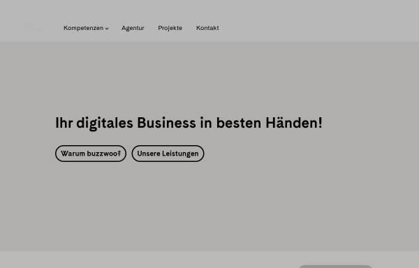 Vorschau von www.buzzwoo.de, Buzzwoo!