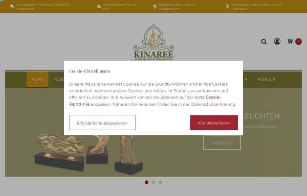 Vorschau von www.kinaree.de, Kinaree