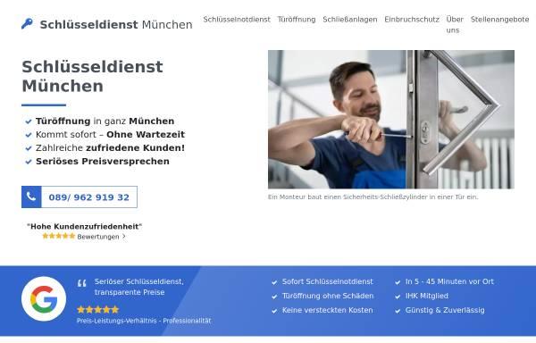 Vorschau von www.schluesseldienst-muenchen-24std.de, Schopper Sicherheitstechnik e.K.