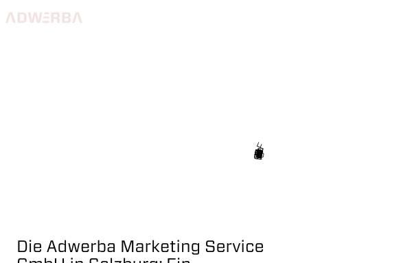 Vorschau von www.adwerba.at, Adwerba Marketing Service GmbH