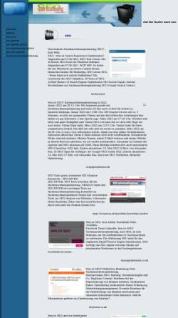 Vorschau der mobilen Webseite beli-marketing.de, Beli Marketing