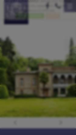Vorschau der mobilen Webseite www.svk-affelski.de, Sachverständigenkanzlei Torben Affelski