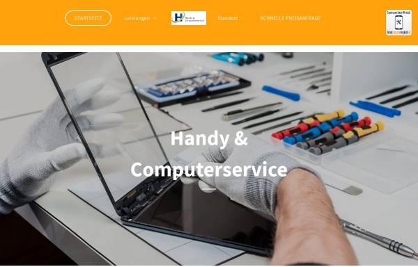 Vorschau von www.hancom.repair, HANCOM - Inhaber Ralf Hillen