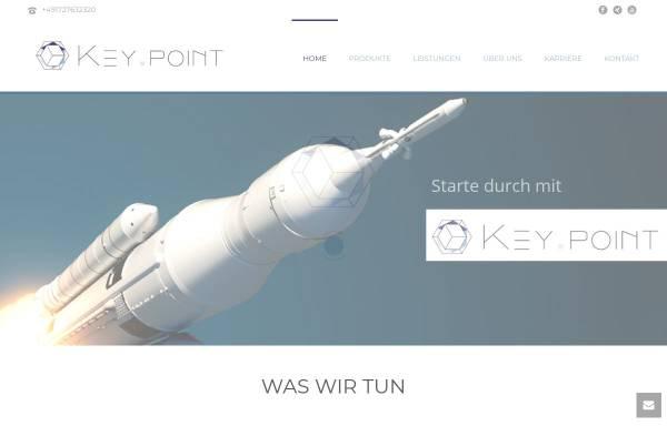 Vorschau von www.keypoint-company.de, Keypoint Visual Management GmbH