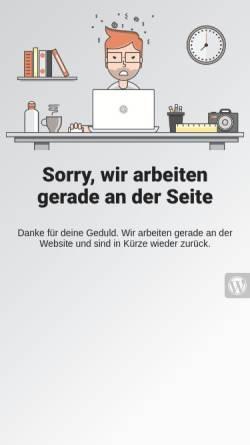 Vorschau der mobilen Webseite you-driver.net, you-driver UG