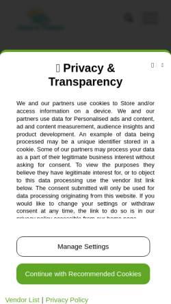 Vorschau der mobilen Webseite urlaub-in-thailand.com, Urlaub in Thailand