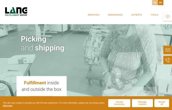 Vorschau von www.langindustriedienst.de, LANG Industrie Dienst GmbH