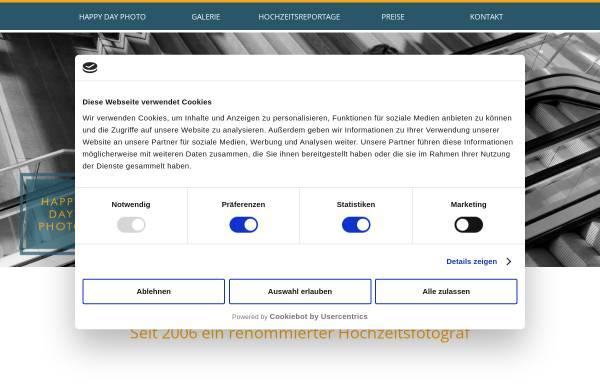 Vorschau von www.hochzeitsfotograf-24.berlin, Hochzeitsfotograf HAPPY DAY PHOTO
