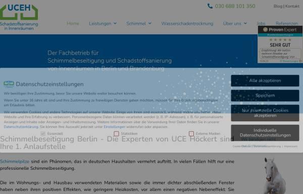 Vorschau von uceh.de, U.C.E. Höckert GmbH