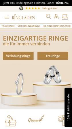 Vorschau der mobilen Webseite www.brunner-hochzeitshaus.de, Brunner Hochzeitshaus