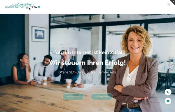 Vorschau von www.webseitenoptimierung-nrw.de, SEO Agentur Mudra - Internetagentur webseitenoptimierung-nrw