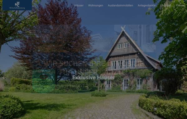 Vorschau von www.mmc-immobilien.de, MMC Immobilien