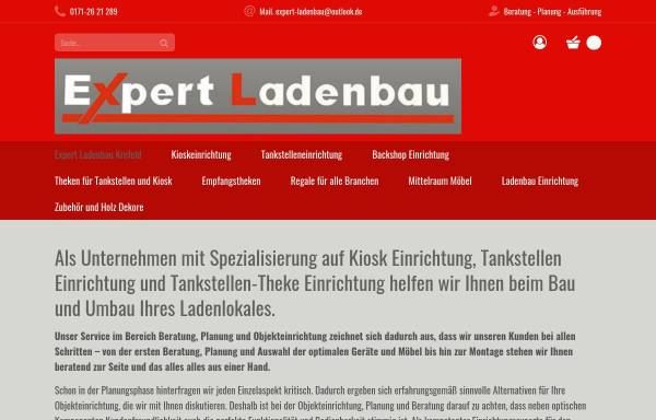 Vorschau von www.expert-ladenbau.de, Expert-Ladenbau