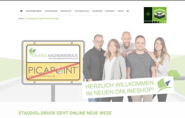 Vorschau von www.picapoint.de, Picapoint – Staudigl-Druck GmbH & Co. KG