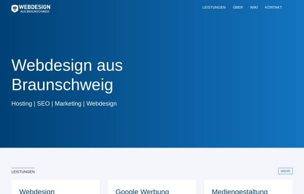 Vorschau von www.webdesign-aus-braunschweig.de, Webdesign aus Braunschweig - Christoph Gniadek