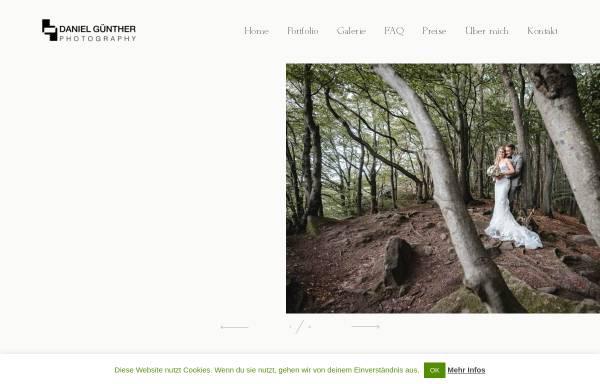 Vorschau von www.danielguenther.com, Daniel Günther Photography