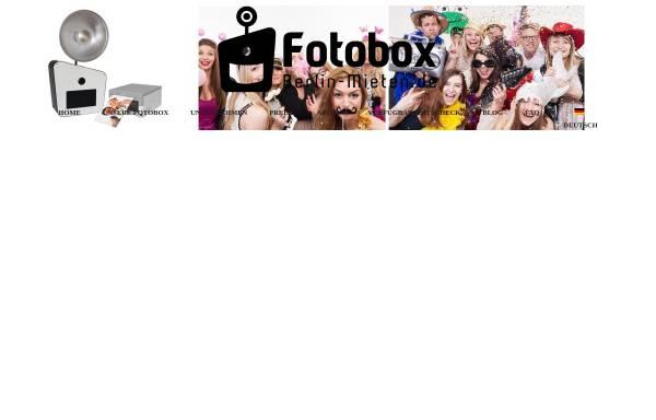 Vorschau von www.fotobox-berlin-mieten.de, Daniel Gresser Fotobox-Berlin-Mieten.de