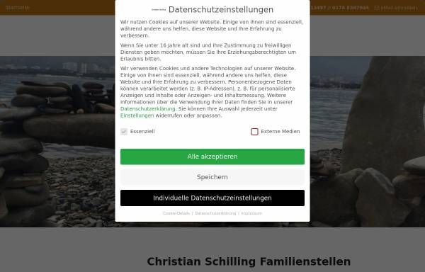 Vorschau von familienstellen.org, Familienstellen - Christian Schilling