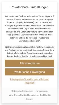 Vorschau der mobilen Webseite www.fotoschmiede-owl.de, Fotoschmiede OWL